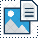 Content Landscape File Icon