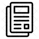 Content Website Web Icon