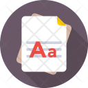 Content Blog Article Icon