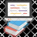 Content Online Content E Book Icon