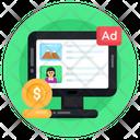 Content Ads Icon