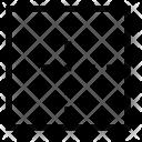 Content Border Outside Icon
