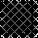 Content Border Right Icon