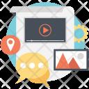 Content Branding Icon