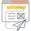 Content Delivery Cms Content Delivery System Icon