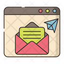 Content Delivery Icon