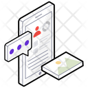 Content Design Content Development Web Development Icon