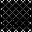 Content Design Website Icon
