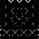Content Development Cogwheel Gear Icon