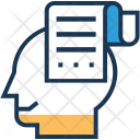 Content Development Document Icon