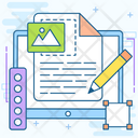 Content Editor Icon