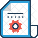 Content Management Preferences Icon