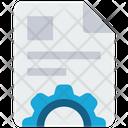 Content Management Content Development Content Configuration Icon