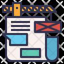 Content Management Build Icon