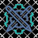 Writing Development Project Icon