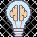 Mcontent Marketing Content Marketing Creative Idea Icon