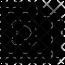 Content Marketing Digital Icon