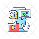 Content Marketing Content Internet Icon