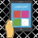 Content Presentation Icon