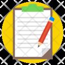 Content Writing Formatting Icon