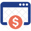Content Revenue Seo Service Icon