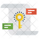 Content Security Network Security Security Icon