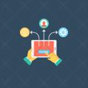 Data Sharing Information Icon
