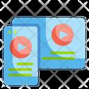Content Video Icon