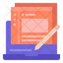 Contentwriter Copywriting Blogger Icon