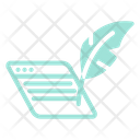 Content Writing Icon