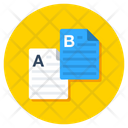 Contents Document File Icon