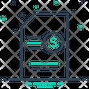 Contents Monetization Icon