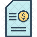Contents Monetization Icon