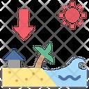 Continent Icon