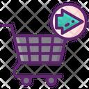 Continue Shopping Icon