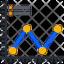 Continuous Data Icon