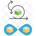Continuous Delivery Icon