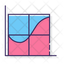 Contour Box Chart Contour Chart Icon