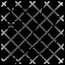 Chart Contour Diagram Icon