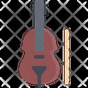 Contrabass Sound Concert Icon