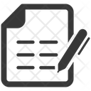 Agreement Contract Convention Icon