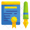 Contract Patent Guarantee Icon