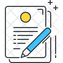 Agreement Contract Legal Contract Icon