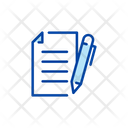 Contract Agreement Contract Paper Icon