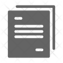 Contract Agreement Project Icon