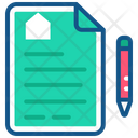Contract Deal Agreement Icon