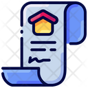 Contract Party Buke Icon