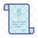 Business Invoice Deal Icon