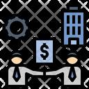 Contract Employment Job Icon