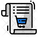 Contract Business Terms Icon